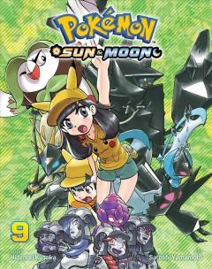 Pokémon.  Sun & Moon. Volume 9 by Kusaka, Hidenori