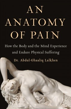 An anatomy of pain : how the body and the mind experience and endure physical suffering by Lalkhen, Abdul-Ghaaliq.