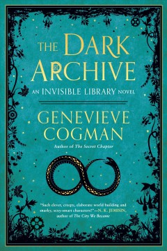 The dark archive by Cogman, Genevieve