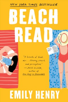 Beach read by Henry, Emily