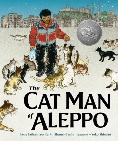 The cat man of Aleppo by Latham, Irene