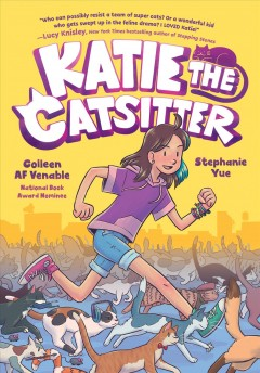 Katie the catsitter by Venable, Colleen A. F.