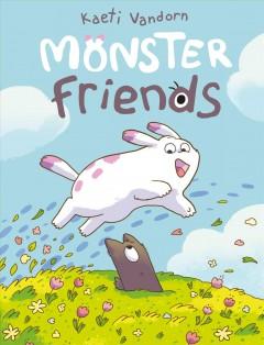 Monster friends by Vandorn, Kaeti