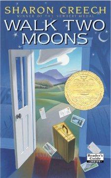 Walk two moons by Creech, Sharon.