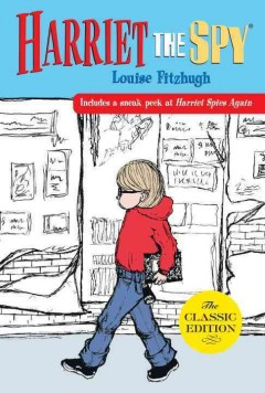 Harriet, the spy by Fitzhugh, Louise.