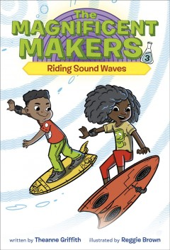 Riding sound waves by Griffith, Theanne