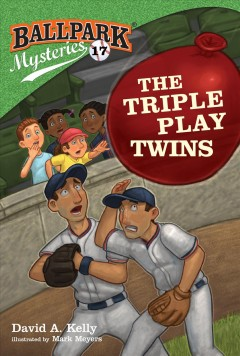 The triple play twins by Kelly, David A.
