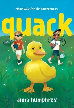 Quack by Humphrey, Anna