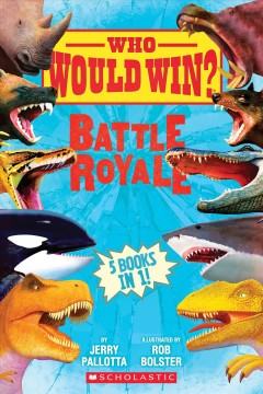 Battle royale : 5 books in 1! by Pallotta, Jerry