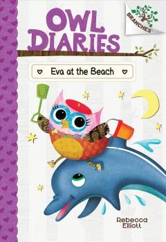 Eva at the beach by Elliott, Rebecca