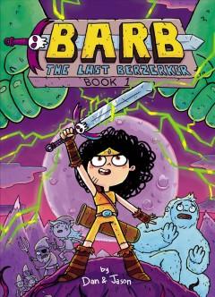 Barb the last Berzerker by Abdo, Dan