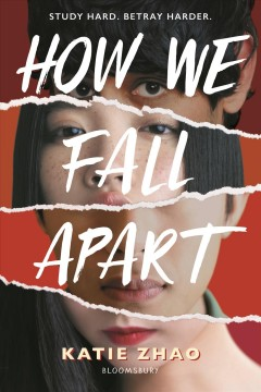 How we fall apart by Zhao, Katie